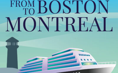 Cruising from Boston to Montreal