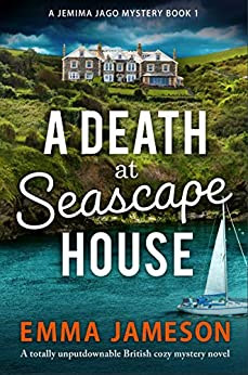 A Death at Seascape House by Emma Jameson