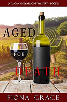 Aged for Death by Fiona Grace