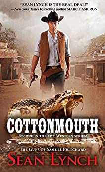 Cottonmouth by Sean Lynch