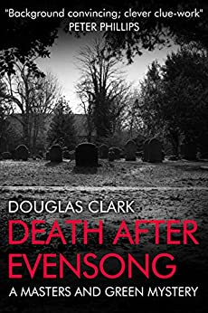 Death After Evensong by Douglas Clark