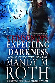 Expecting Darkness by Mandy M. Roth