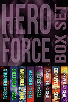 Hero Force (Boxed Set) by Amy Gamet
