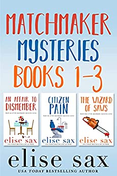 Matchmaker Mysteries by Elise Sax