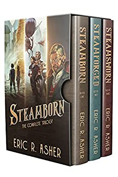 Steamborn by Eric R. Asher