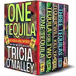 The Althea Rose Mysteries Boxed Set 1 by Tricia O'Malley
