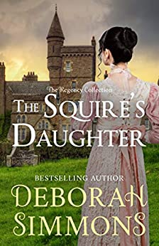 The Squire's Daughter by Deborah Simmons