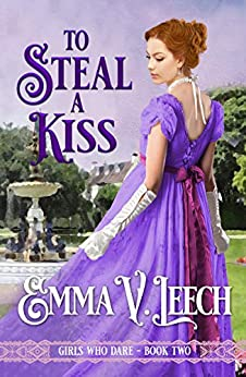 To Steal a Kiss by Emma V. Leech