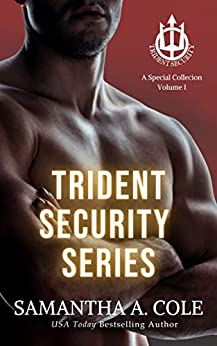 Trident Security Series by Samantha A. Cole