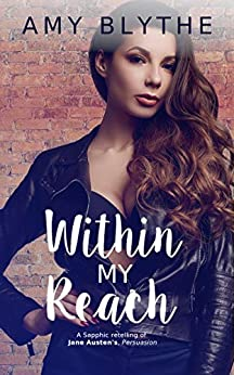 Within My Reach by Amy Blythe