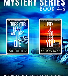 Emma Frost Mystery Series (Books 4-5)