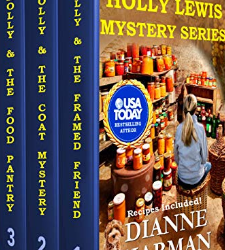 Holly Lewis Mystery Series