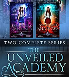 The Unveiled Academy (2x Complete Series)