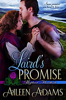 A Laird's Promise by Aileen Adams