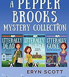 A Pepper Brooks Mystery Collection