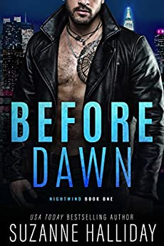 Before Dawn by Suzanne Halliday