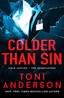 Colder Than Sin by Toni Anderson