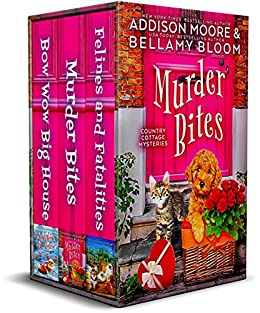 Country Cottage Mysteries (Boxed Set) by Addison Moore
