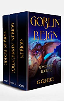 Goblin Reign Boxed Set by Gerhard Gehrke