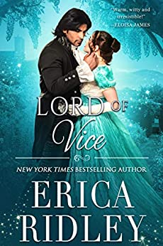 Lord of Vice by Erica Ridley