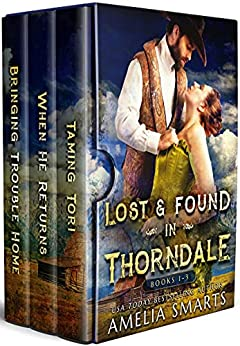 Lost & Found in Thorndale by Amelia Smarts