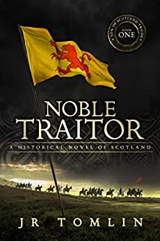 Noble Traitor by J.R. Tomlin