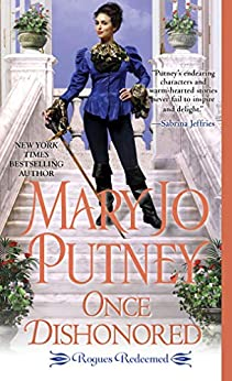Once Dishonored by Mary Jo Putney