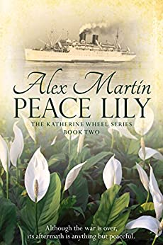 Peace Lily by Alex Martin