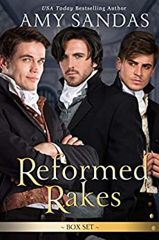 Reformed Rakes (Boxed Set) by Amy Sandas
