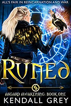 Runed by Kendall Grey