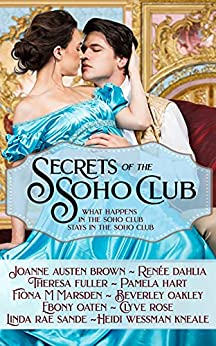 Secrets of the Soho Club by Collected Authors