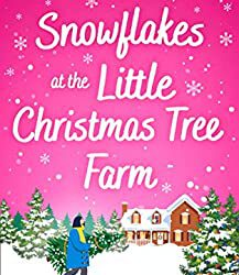 Snowflakes at the Little Christmas Tree Farm