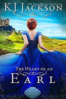 The Heart of an Earl by K.J. Jackson