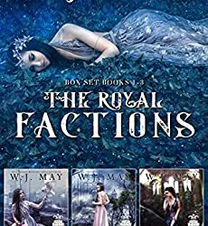 The Royal Factions (Boxed Set)
