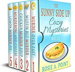 The Sunny Side Up Cozy Mysteries (Boxed Set)