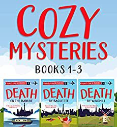 Travel Can Be Murder Cozy Mysteries