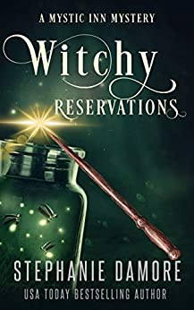 Witchy Reservations by Stephanie Damore