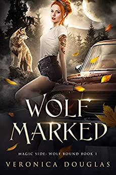 Wolf Marked by Veronica Douglas