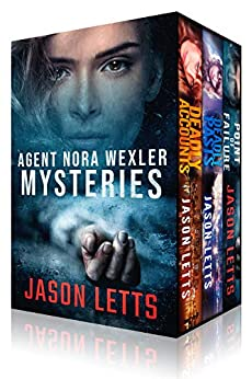 Agent Nora Wexler Mysteries by Jason Letts