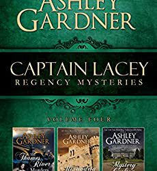 Captain Lacey Regency Mysteries