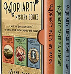 Professor & Mrs. Moriarty Mystery Series