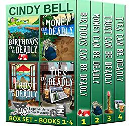 Sage Gardens Cozy Mystery (Boxed Set)