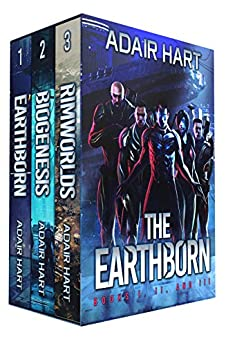 The Earthborn (Boxed Set) by Adair Hart
